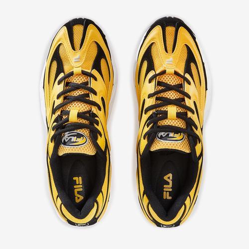 Bottom View of FILA Men's Creator Sneakers