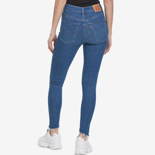 Levis Women's Mile High Super Skinny Jeans