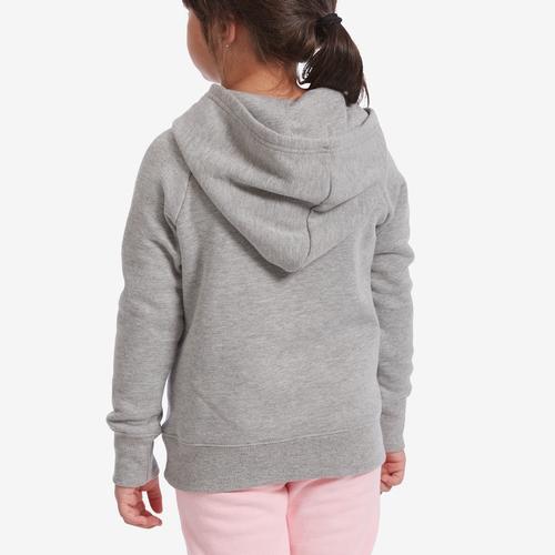 Champion Girl's Preschool Raglan Hoodie