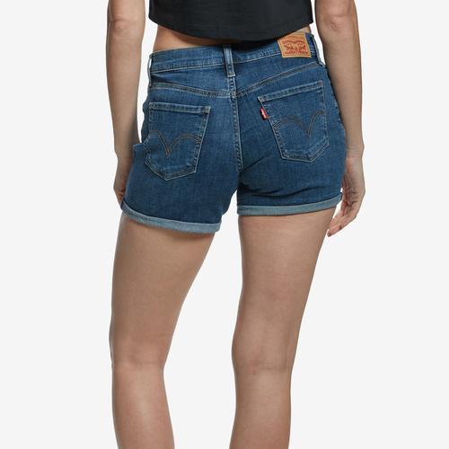 Levis Women's Mid Length Hawaii Short