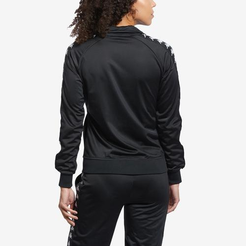 Kappa Women's 222 Banda Wanniston Slim Track Jacket