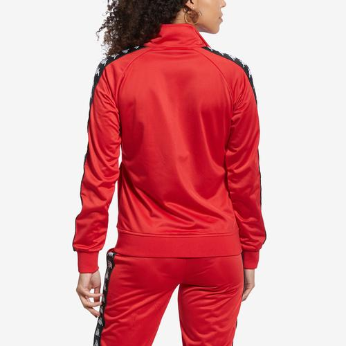 Kappa 222 Banda Wanniston Slim Track Jacket