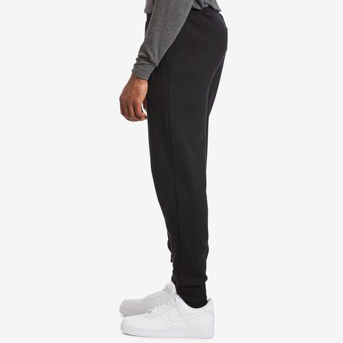 Left Side View of Kappa Men's Authentic LA Barnie Sweatpants