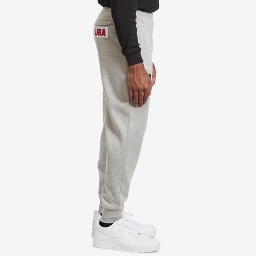 Right Side View of Kappa Men's Authentic LA Barnie Sweatpants