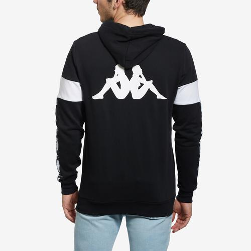 Kappa Men's Authentic LA Caspor Hoodie