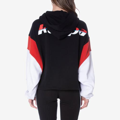 Kappa Woman's Authentic Rally Corys Crop Hoodie