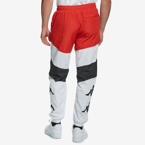Kappa Men's Authentic Race Clovy  Regular Fit Sports Trousers