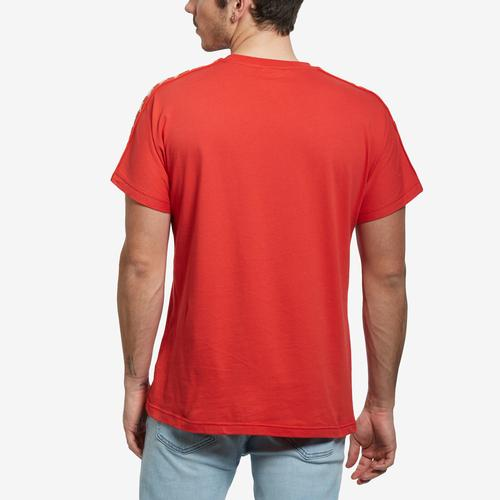 Back View of Kappa Men's 222 Banda Cultin T-Shirt