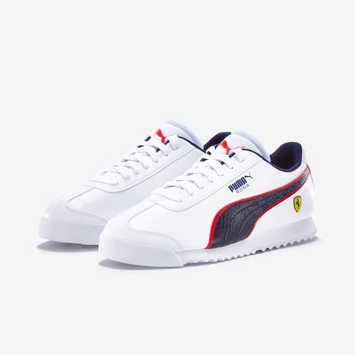 Puma Kids' Scuderia Ferrari Roma Sneakers JR
