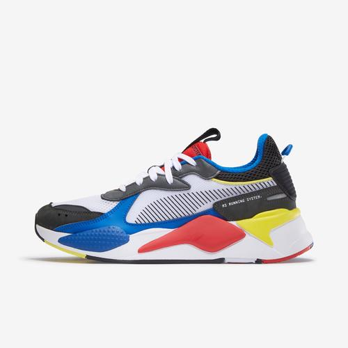 Left Side View of Puma Boy's Grade School RS-X Toys Jr Sneakers