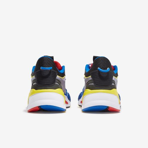 Back View of Puma Boy's Grade School RS-X Toys Jr Sneakers