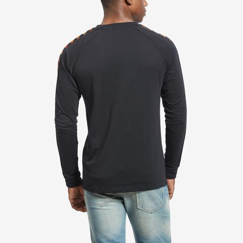 Kappa Men's 222 Banda Dicy Long Sleeve Tee