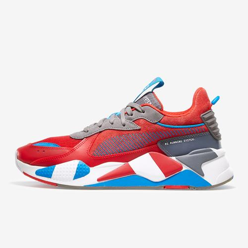 Left Side View of Puma Men's RS-X Retro Sneakers