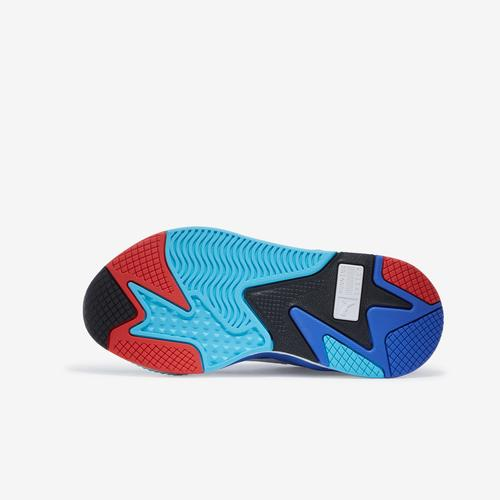 Top View of Puma Boy's Grade School RS- X³ Puzzle JR Sneakers