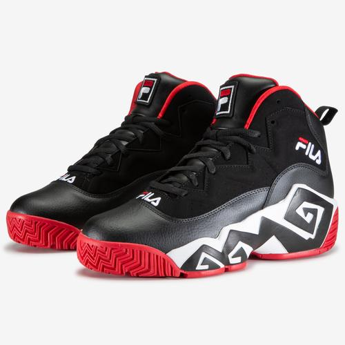 Side Angle View of FILA Boy's Grade School MB Sneakers