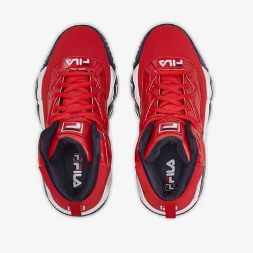 Bottom View of FILA Boy's Grade School Mb Sneakers