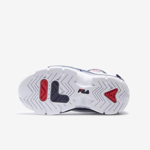 Top View of FILA Boy's Preschool Grant Hill 2 Sneakers