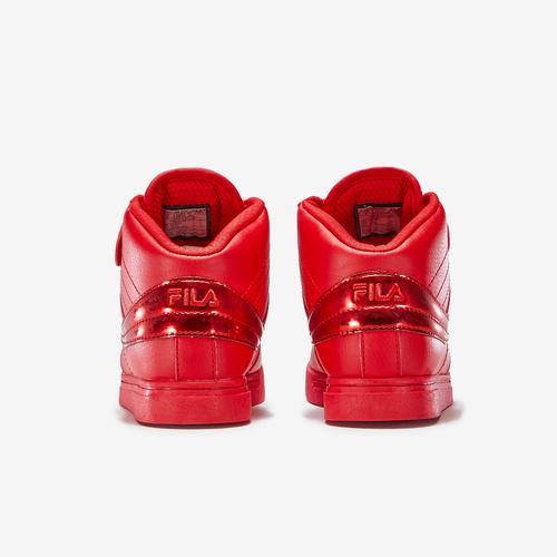 Back View of FILA Boy's Grade School Vulc 13 Sneakers