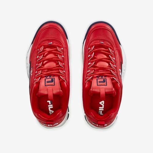 Bottom View of FILA Girl's Preschool Disruptor II Premium Sneakers