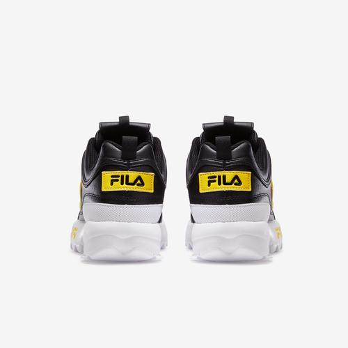 Back View of FILA Girl's Grade School Disruptor Sneakers