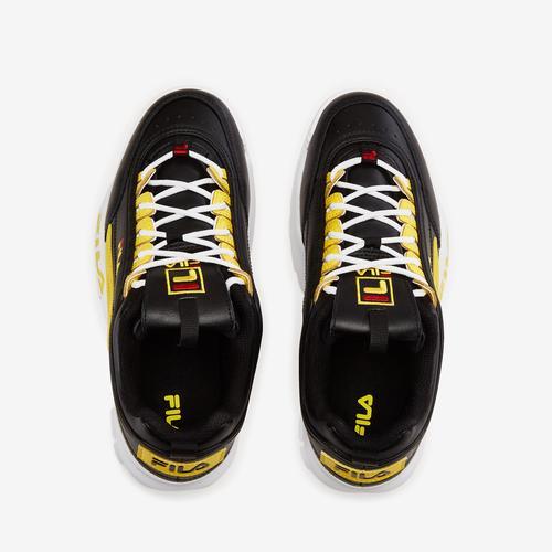 Bottom View of FILA Girl's Grade School Disruptor Sneakers