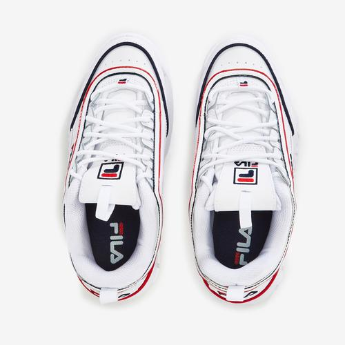 Bottom View of FILA Boy's Grade School Distruptor 2 Sneakers