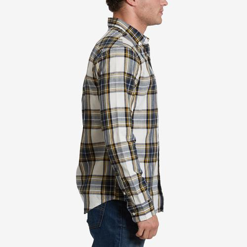 Right Side View of Levis Men's Holtby Flannel Shirt
