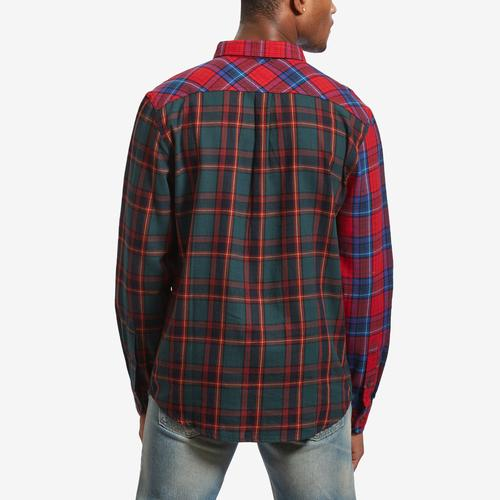 Levis Krensky Flannel Patch Shirt