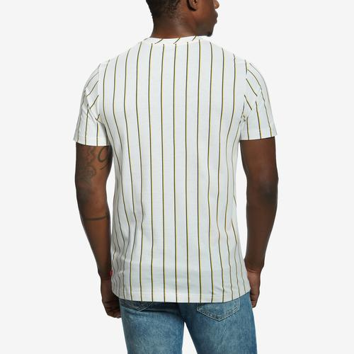 Back View of Levis Men's Fashion Stripe Tee