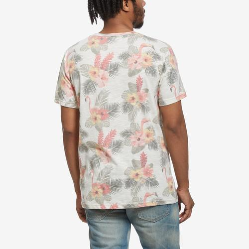 Levis Men's Flamingo Graphic Short-Sleeve T-Shirt