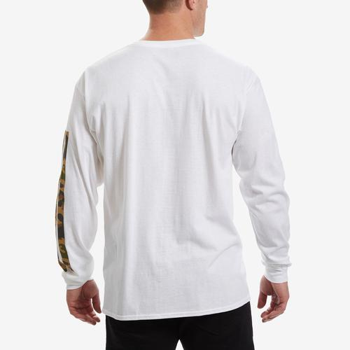 Levis Long Sleeve Camo Bar Tee
