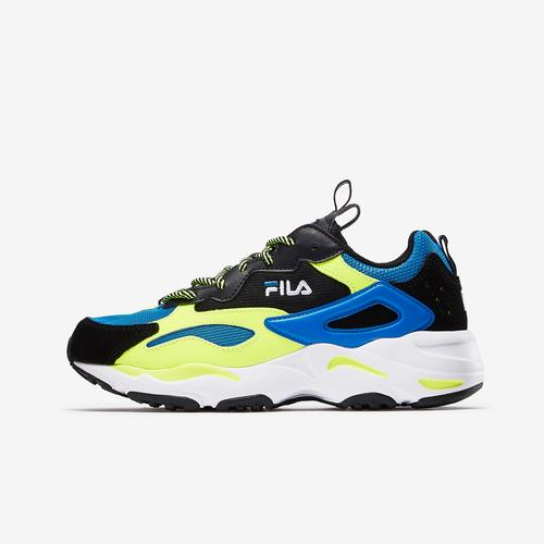 Left Side View of FILA Boy's Grade School Ray Tracer Sneakers