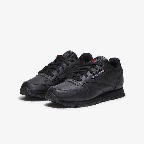 Reebok Boy's Preschool Classic Leather Sneaker