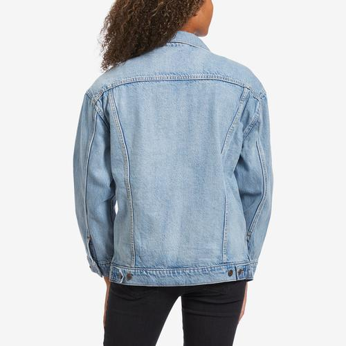 Levis Women's Baggy Trucker Jacket