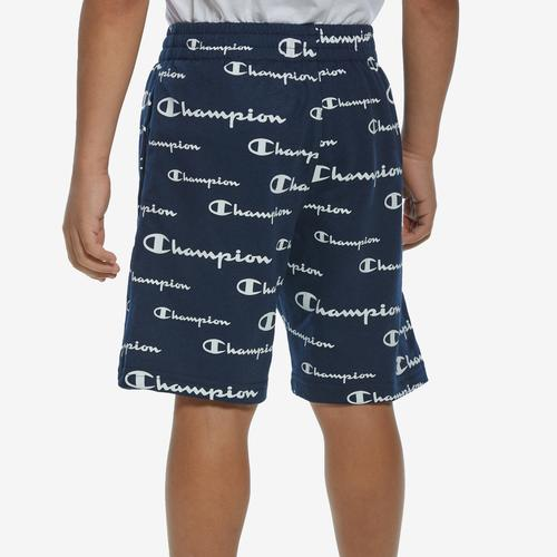 Champion Boy's All Over Print Shorts