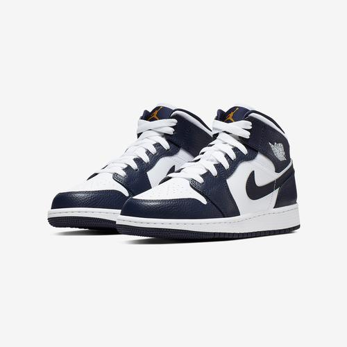 Jordan Boy's Grade School Air Jordan 1 Mid