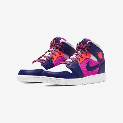 Jordan Girl's Grade School Air Jordan 1 Mid