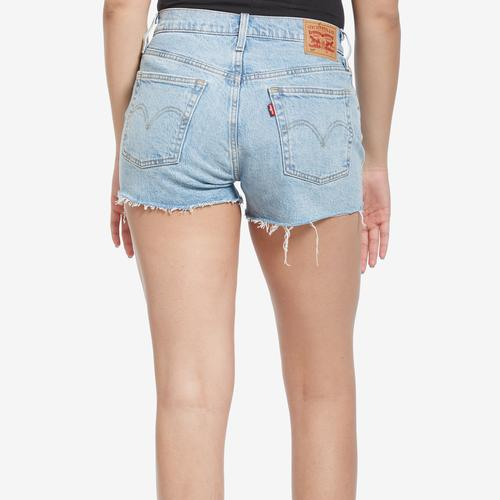 Levis Women's 501® High Rise Shorts