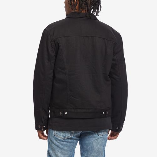 Levis Sherpa Lined Trucker Jacket