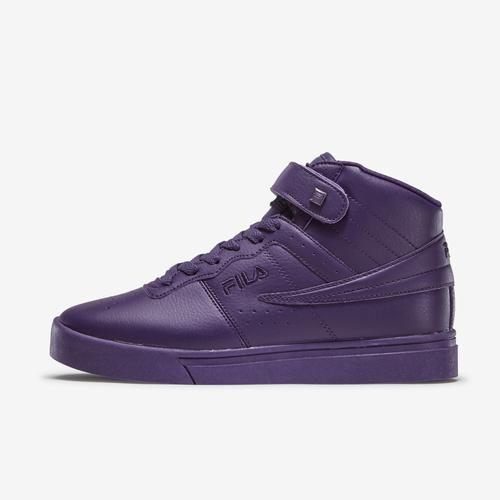 Left Side View of FILA Women's Vulc 13 MP Tonal Sneakers