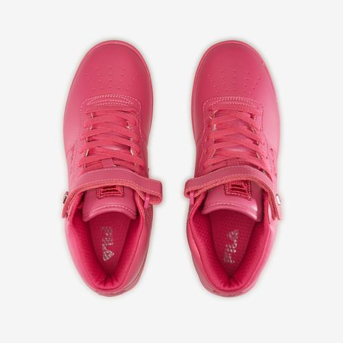 Bottom View of FILA Women's Vulc 13 MP Tonal Sneakers