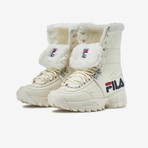Bottom View of FILA Women's Disruptor 2 Boot Sneakers