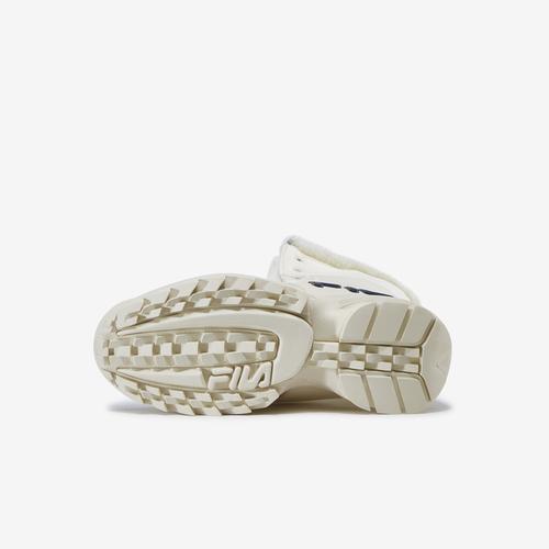Top View of FILA Women's Disruptor 2 Boot Sneakers
