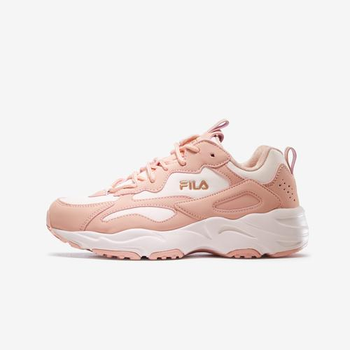 Left Side View of FILA Women's Ray Tracer Sneakers