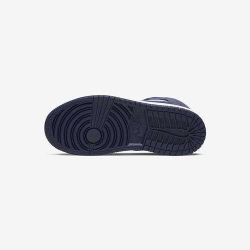 Top View of Jordan Boy's Preschool 1 Mid Sneakers