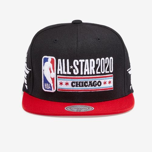 Mitchell + Ness Side Stars Snapback All-Star