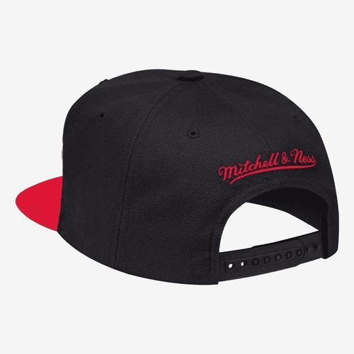 Mitchell + Ness Men's Team 2 Tone Snapback Houston Rockets