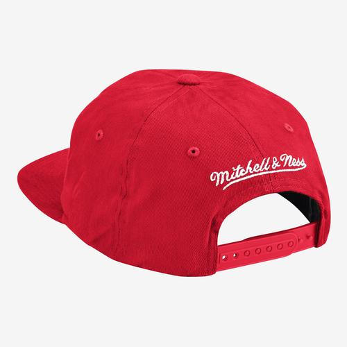 Mitchell + Ness Men's Team Ground Deadstock Snapback Houston Rockets