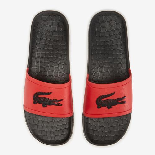 Left Side View of Lacoste Men's Frasier Slide Sneakers