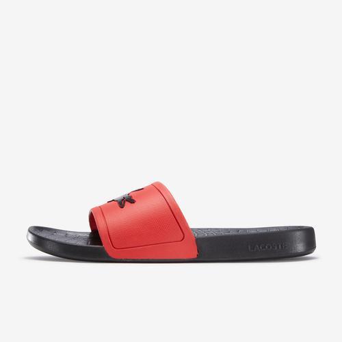 Bottom View of Lacoste Men's Frasier Slide Sneakers